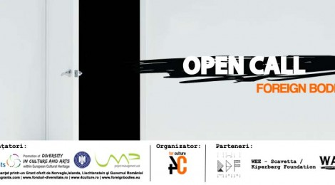 Open Call Residence @ WASP Bucharest