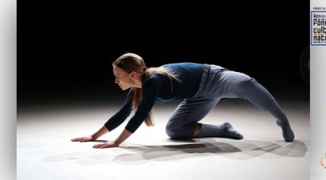 Workshop Marie Topp | Reykjavik Dance Festival 2016